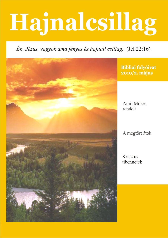 2. szám - 2010/2. május