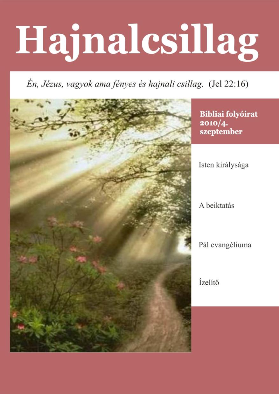 4. szám - 2010/4. szeptember