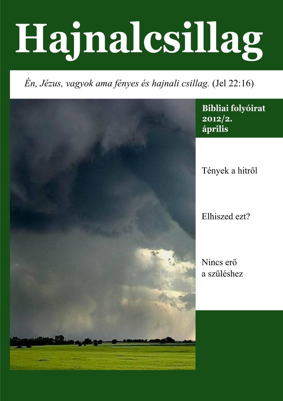 10. szám - 2012/2. április